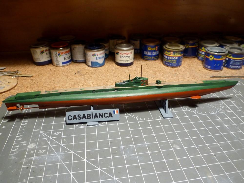Sous-marin CASABIANCA - Page 2 Casabi17