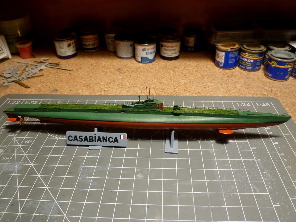 Sous-marin CASABIANCA - Page 2 Casabi19