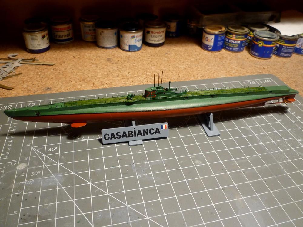 Sous-marin CASABIANCA - Page 2 Casabi20