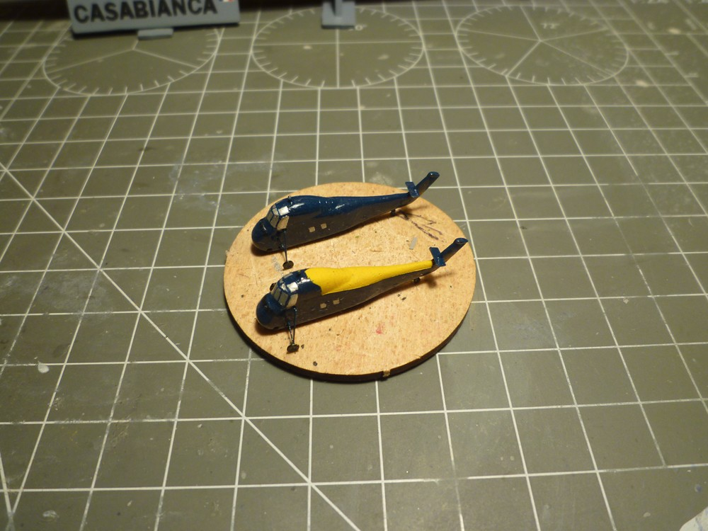 Escorteur d'escadre Surcouf  Heller 1/400 + L'ARSENAL  - Page 8 E_e_su34