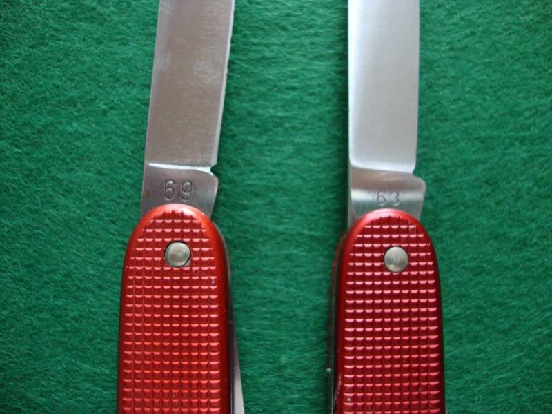 Couteaux de Soldat et Couteaux Officier Suisses. Dsc05011