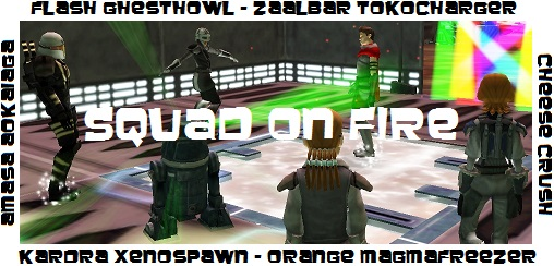 The SQUAD ON FIRE Forum