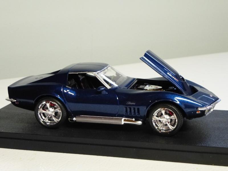 """Corvette Stingray SS427 1969 """"california wheels"""" Corvet16"""