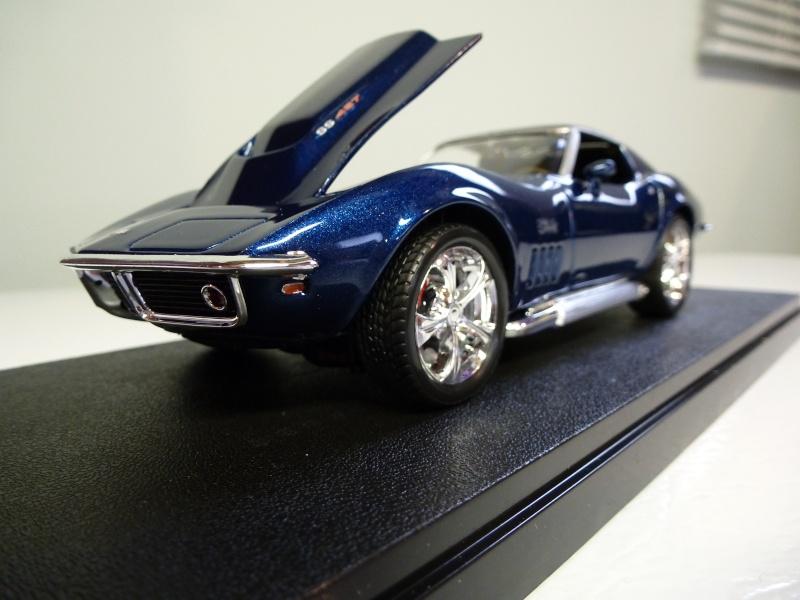 """Corvette Stingray SS427 1969 """"california wheels"""" Corvet19"""