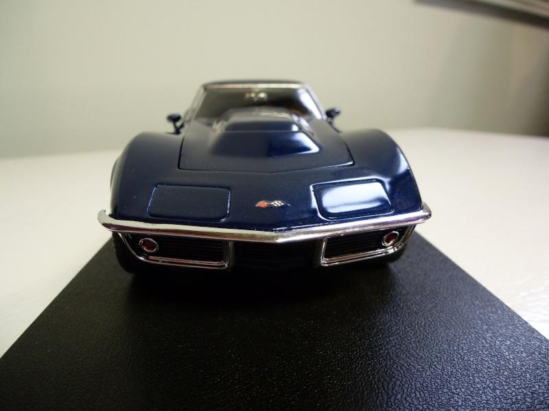 """Corvette Stingray SS427 1969 """"california wheels"""" Corvet21"""