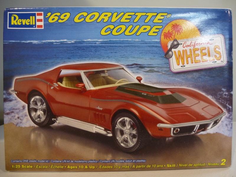 """Corvette Stingray SS427 1969 """"california wheels"""" Corvet22"""