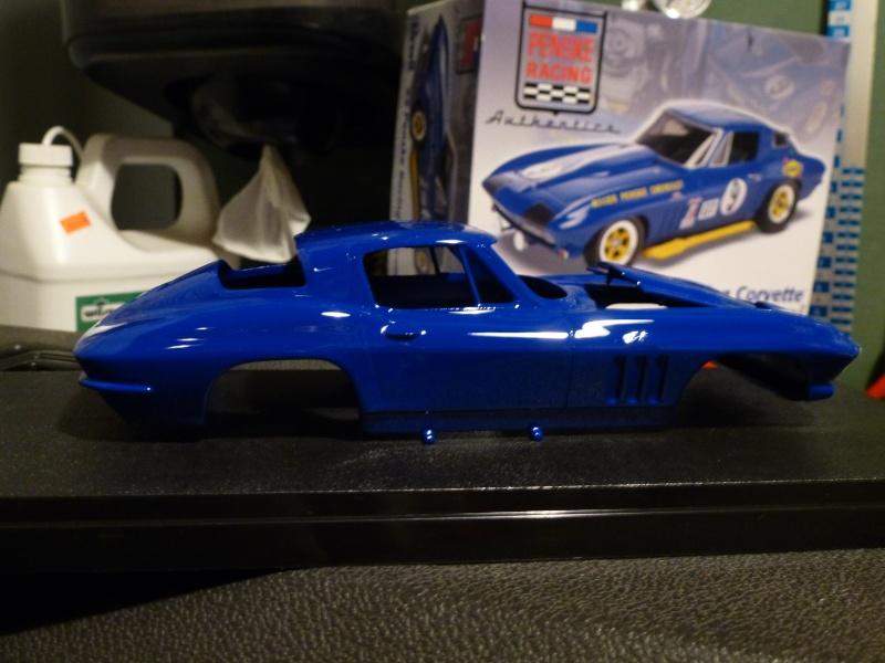 Corvette 1966 Penske racing Corvet24