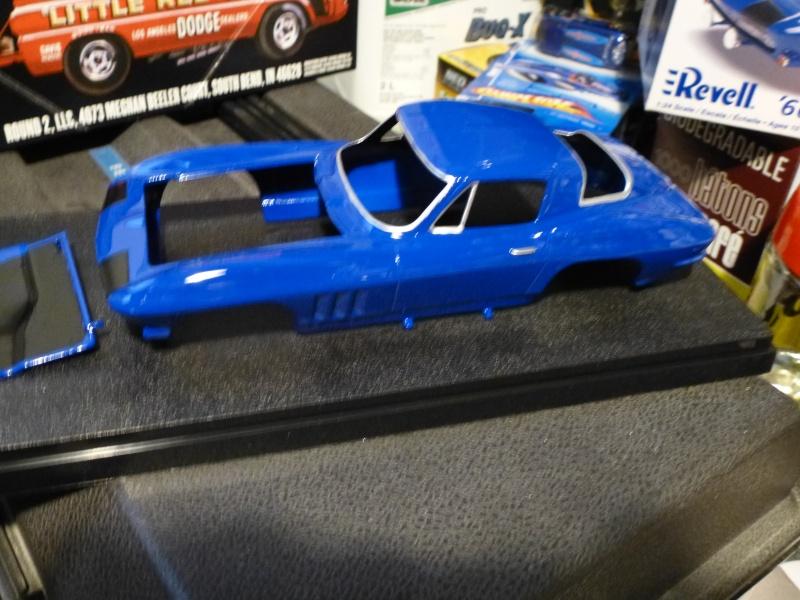 Corvette 1966 Penske racing Corvet25