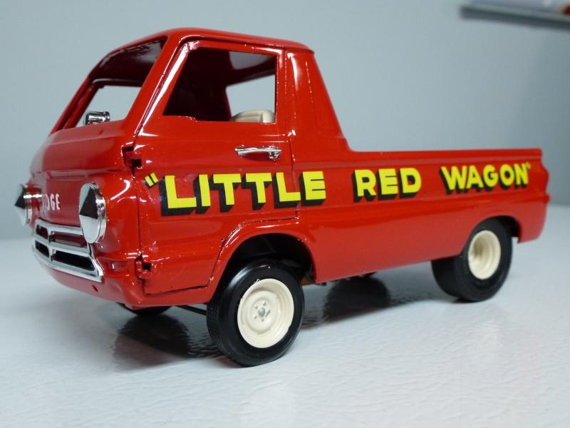 LITTLE RED WAGON Little10