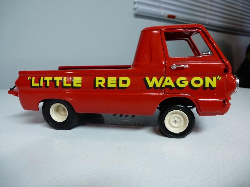 LITTLE RED WAGON Little14