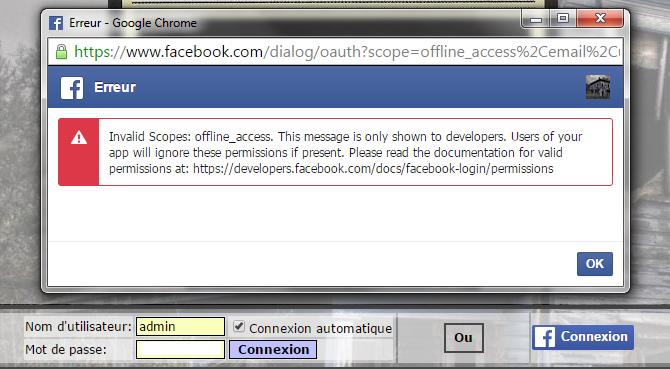 Facebook Connect: Message d'erreur quand on souhaite se connecter depuis la connexion rapide du bas du forum et sur la page de connexion Facebo10