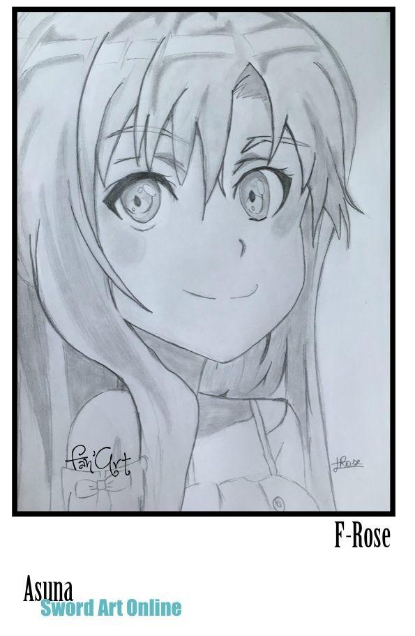 Mon tout premier Fan Art 1_asun10