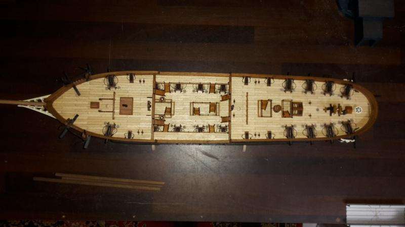 USS CONSTELLATION von Artesania Latina - Seite 8 20160151