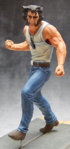 Wolverine de Knight Models, qui a enfin trouvé son décor - Page 2 2610