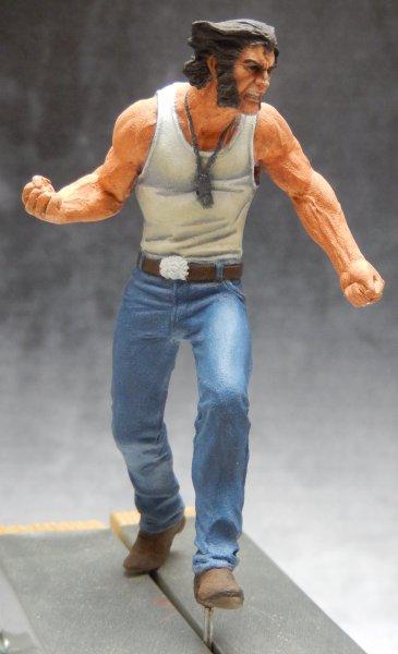 Wolverine de Knight Models, qui a enfin trouvé son décor - Page 2 2710