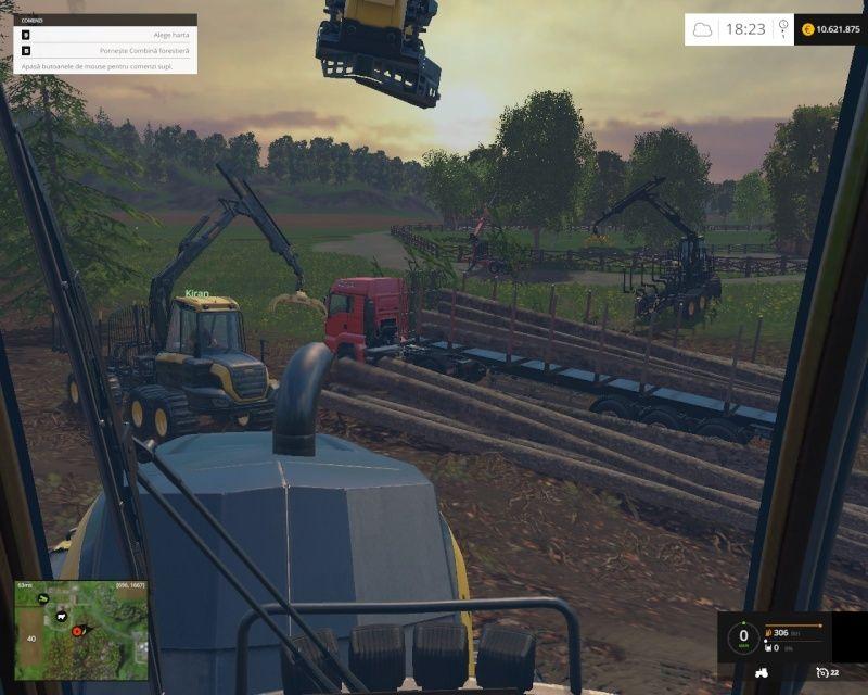 Romania Farming Fsscre19