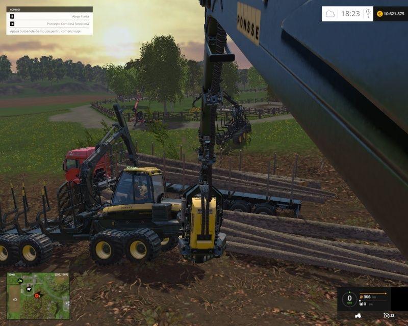 Romania Farming Fsscre20