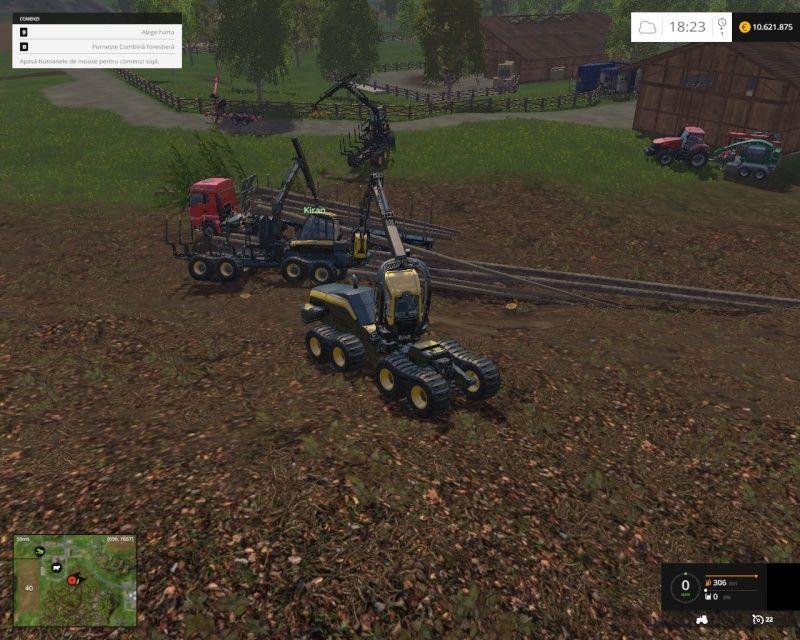 Romania Farming Fsscre21