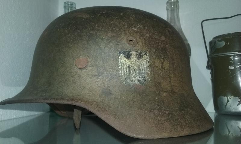 Avis sur ce casque allemand camouflé. - Page 2 20151216