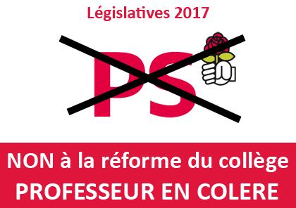 Présidentielles 2017 : Réforme du collège, des rythmes, loi travail... #ON S'EN SOUVIENDRA Bullet12