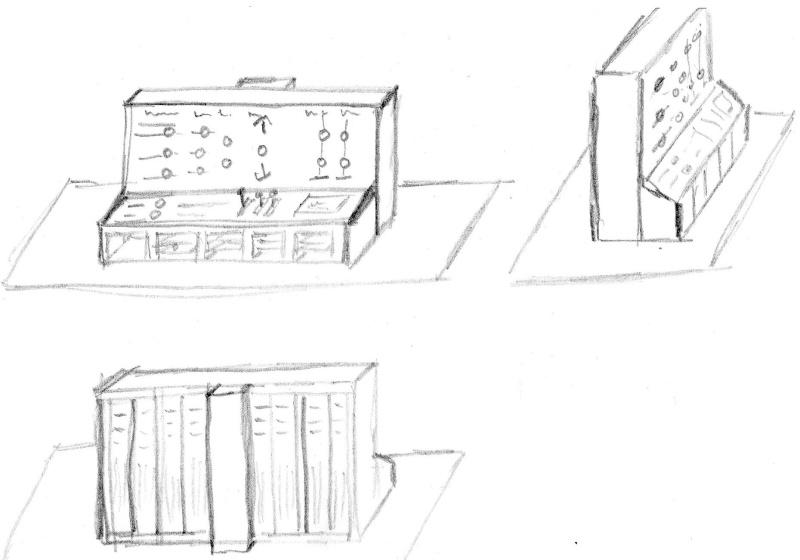 Construction d'un poste de commandement d'une zone ferroviaire - Page 6 Dioram10