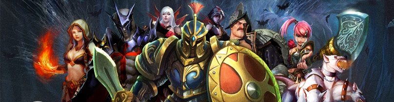 Forum Rise of Mythos: The Alliance