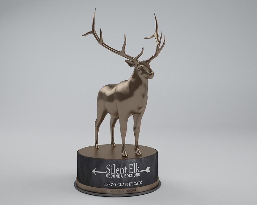 [CONCLUSA] - Competizioni Ufficiali theHunterItaly:  - Silent Elk II edition - Roosevelt Elk Bro00010