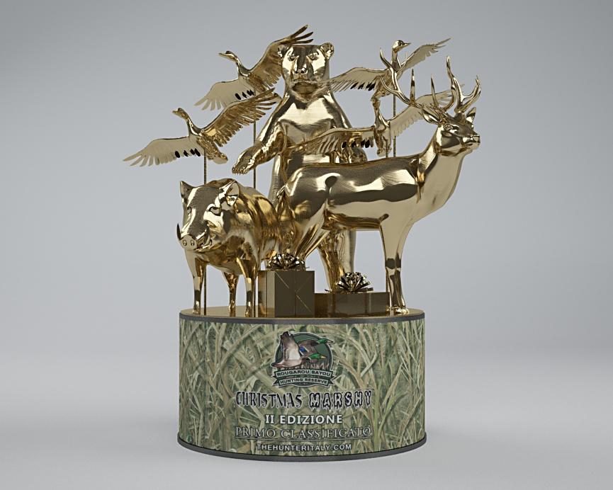 [CONCLUSA] - Competizioni Ufficiali theHunterItaly:  - Christmas Marshy II Edition - Multispecie Oro00011