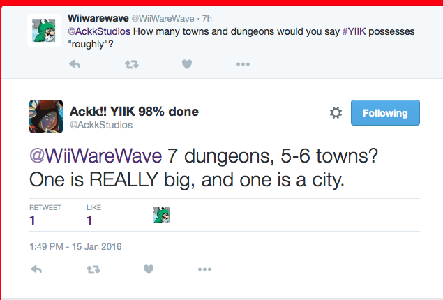 YIIK to have 7 dungeons and at least 5 towns Screen10