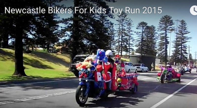 Newcastle Toyrun Ed10