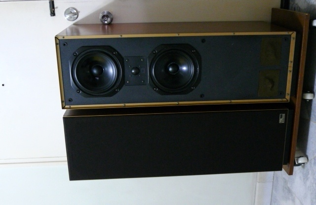 TDL Electronics Studio 3 Transmission Line Speakers (Used) SOLD