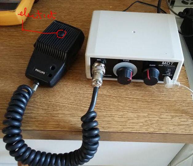 KIT émetteur récepteur QRP phonie 40m ( ozQRP ) Captur11