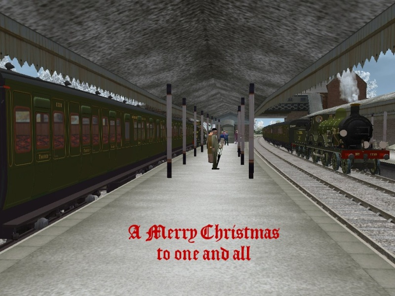 Christmas Theme Eridge12