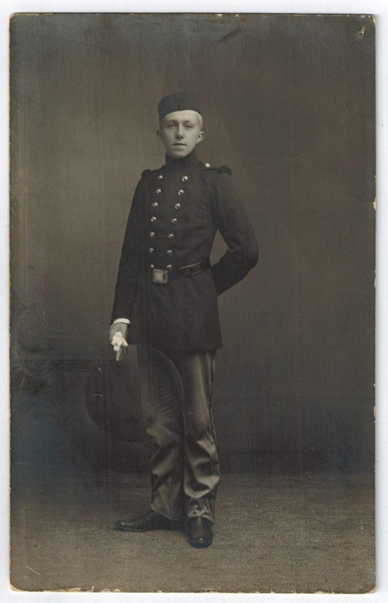 De quel corps est ce soldat belge ou allemand ? Photo_15