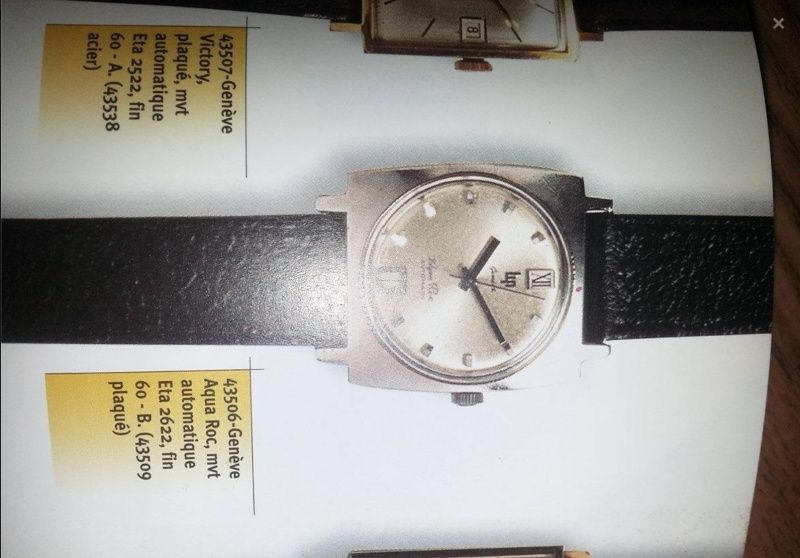 Enicar - [Postez ICI les demandes d'IDENTIFICATION et RENSEIGNEMENTS de vos montres] - Page 36 Captur43