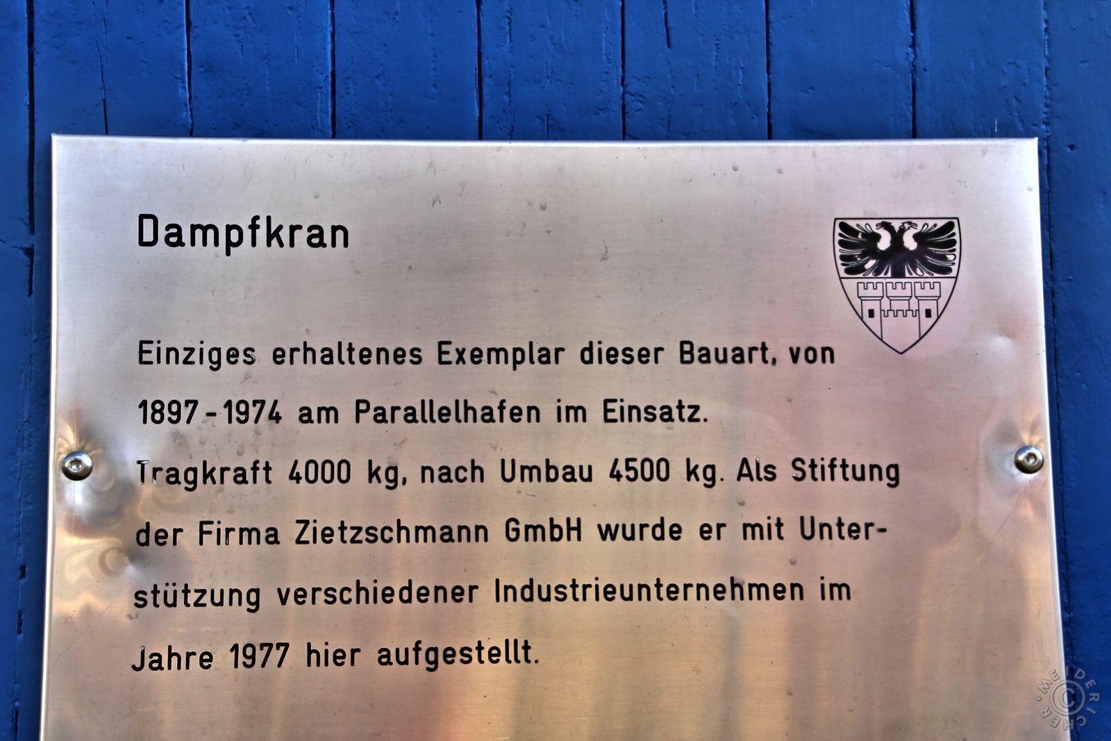 Duisburg Ruhrort 1611