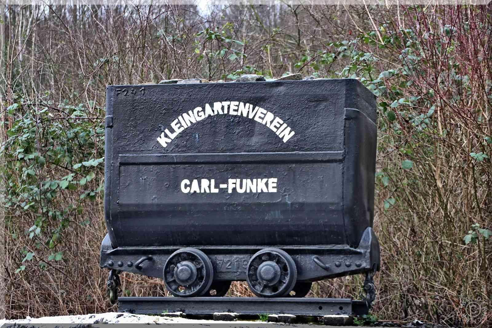 Zeche Carl Funke 217