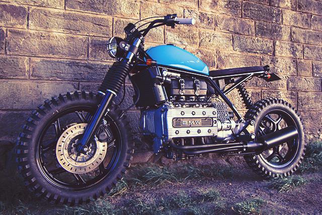 BMW k100 by Ed Turner Bmw_k110