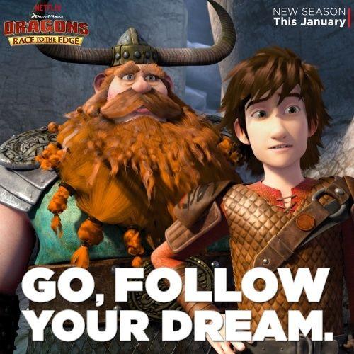 Dragons saison 3 : Par delà les rives [Avec spoilers] (2015) DreamWorks - Page 2 Tumblr14