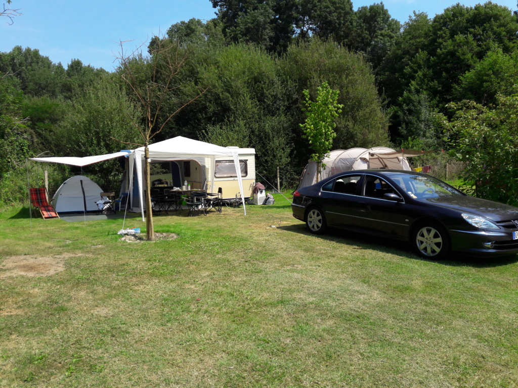 Camping de Chemery (41) proche zoo Beauval 20180715