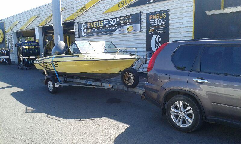 Nouveau bateau Bessous 112
