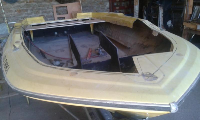 Nouveau bateau Bessous 1210