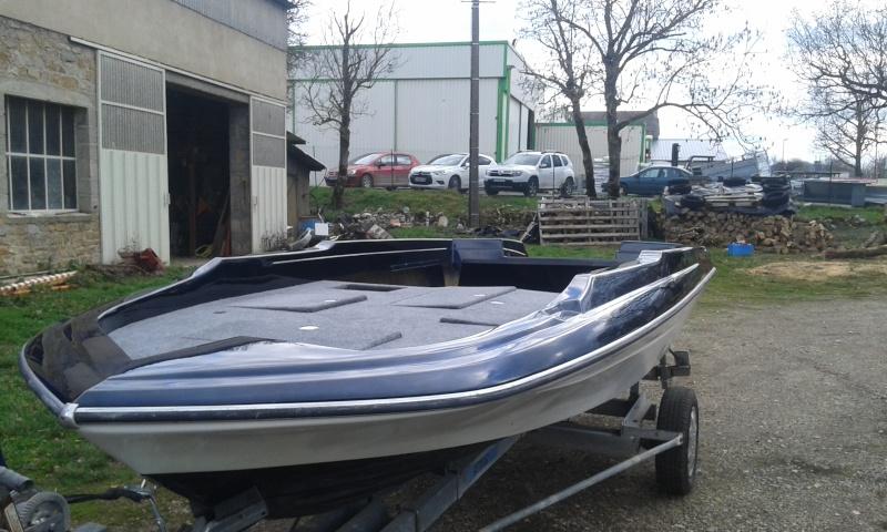 Nouveau bateau Bessous 5210