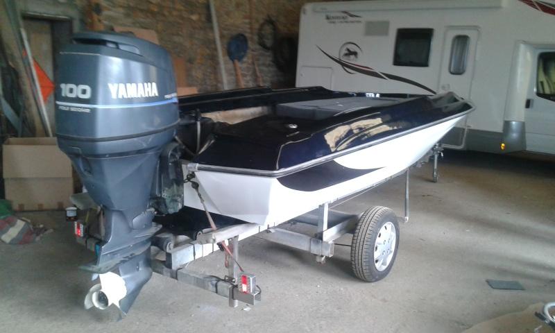 Nouveau bateau Bessous 5810