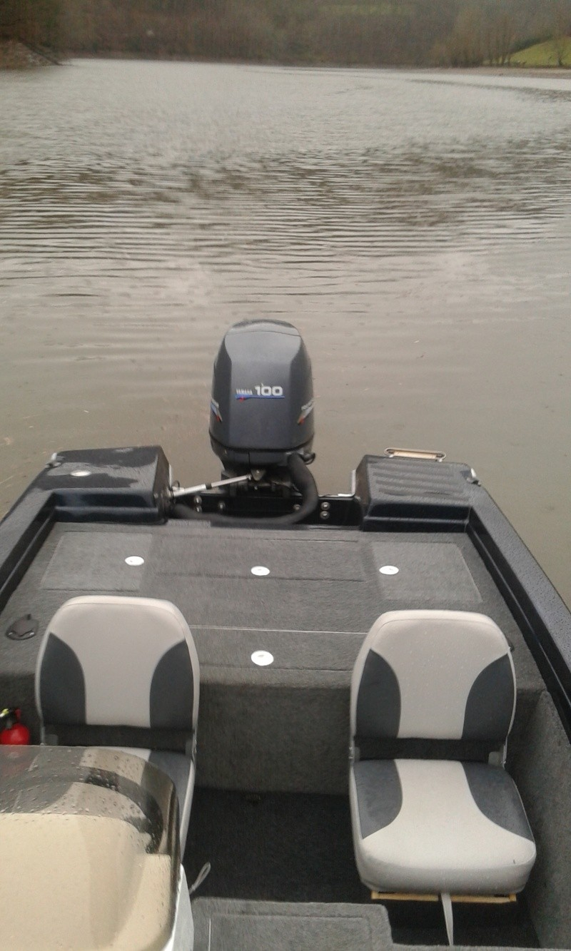 Nouveau bateau Bessous 7410