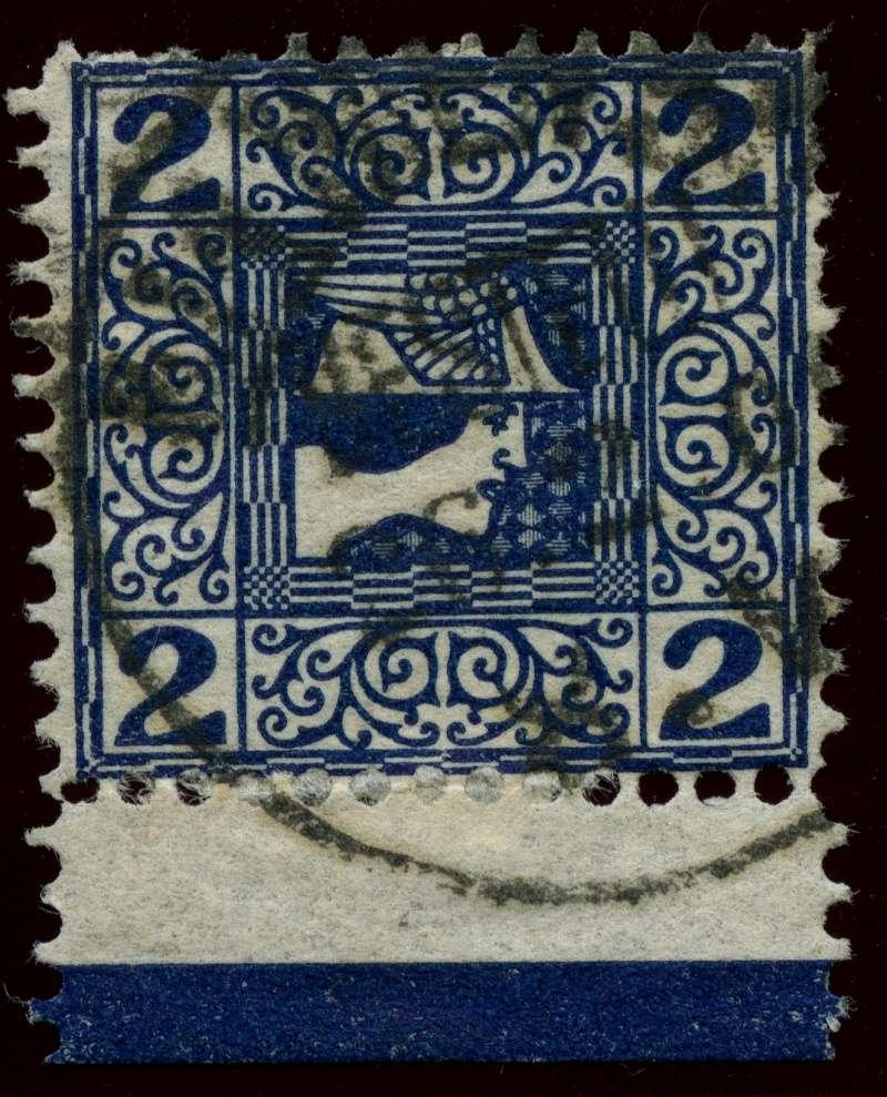 DIE ZEITUNGSMARKEN AUSGABE 1908 Ank_1512