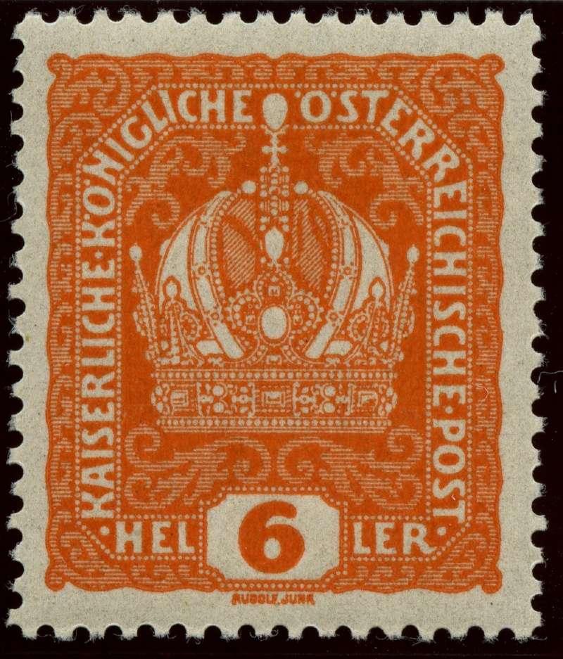 Die Freimarkenausgabe 1916 Ank_1812