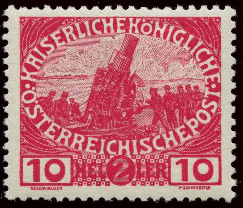 Die Wohltätigkeitsmarken-Ausgaben: 1914 und 1915 Ank_1818