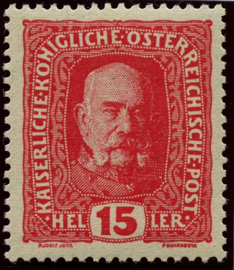 Die Freimarkenausgabe 1916 Ank_1910
