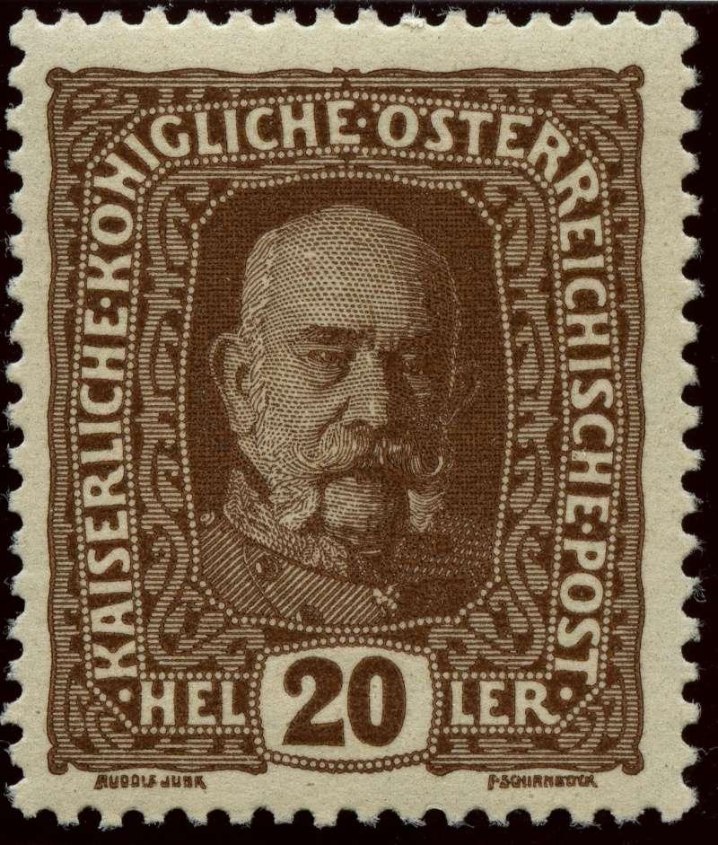 Die Freimarkenausgabe 1916 Ank_1912